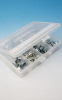 Spannbackenschellen Pocket Pack (W1) 54Stk