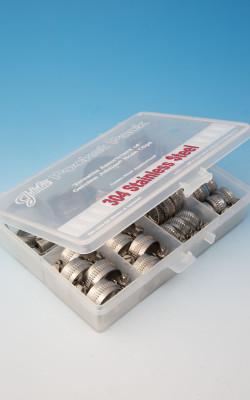 Jubilee Pocket Pack Rostfreier Stahl (W4) 32 Stk
