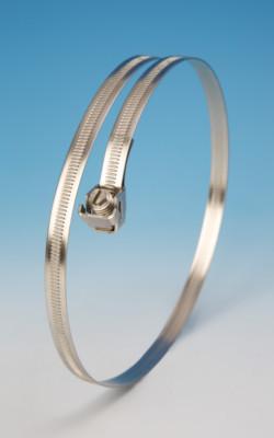 Jubilee Multiband Endlosband Rostfreier Stahl (W4) 11mm